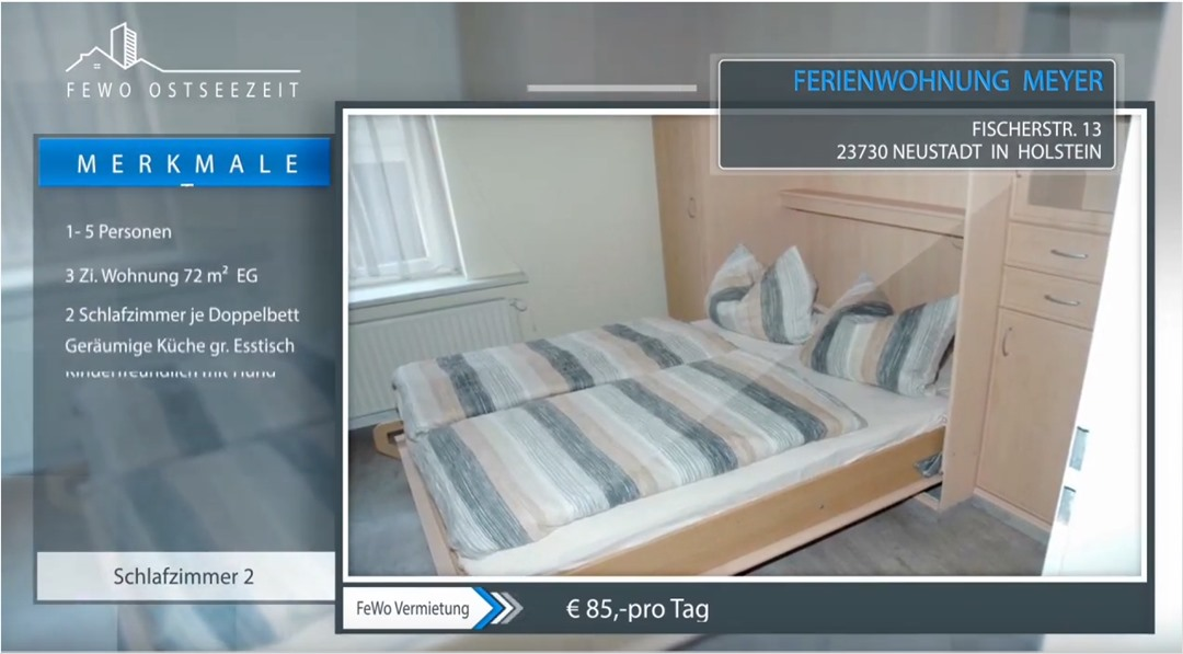 Immobilienvideo ostsee